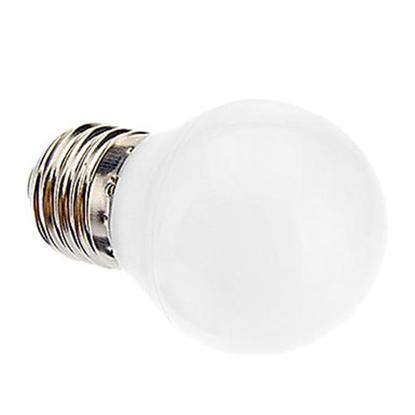 Εικόνα της Λάμπα Led E27 G45 4Watt Θερμό λευκό