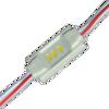 Εικόνα της LED MODULE 3 3014 DC12V 120° 0.36W IP65 Πράσινο
