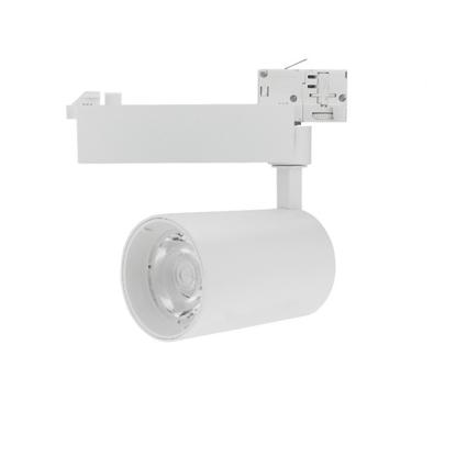 Εικόνα της Led Φωτιστικό Ράγας Λευκό 35watt 3000K Θερμό Λευκό