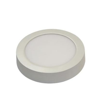 Εικόνα της Led Panel στρογγυλό εξωτερικό 6watt 420Lm Φυσικό λευκό