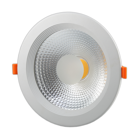 Εικόνα της Φωτιστικό Led COB Στρογγυλό 15watt Φυσικό λευκό - TUV PASS
