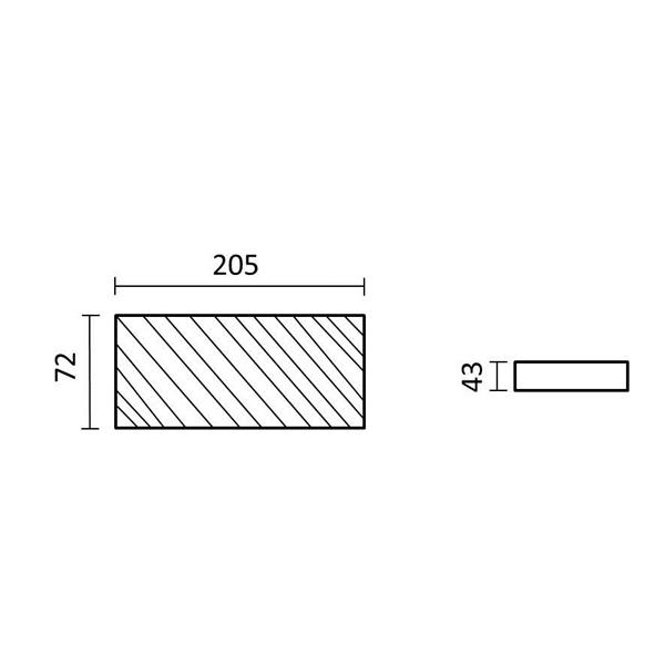 Εικόνα της Αδιάβροχο τροφοδοτικό Led 150Watt 12V 12.5A σταθεροποιημένο 170-250V/AC