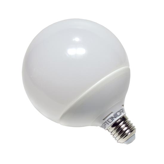 Εικόνα της E27 Λάμπα Led G120 1320Lm  15w Θερμό λευκό