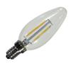 Εικόνα της Filament E14 Λάμπα Led Κερί 4W 400Lm Ψυχρό λευκό