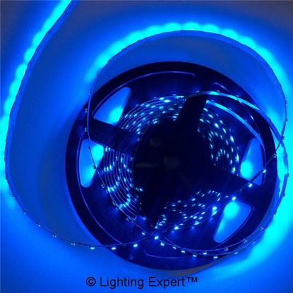 Εικόνα της Ταινία led αδιάβροχη IP65 14.4 watt με 60 led 5050 smd ανα μέτρο Μπλέ