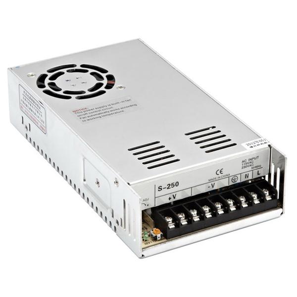 Εικόνα της Τροφοδοτικό LED 360Watt 24V 15A Σταθεροποιημένο