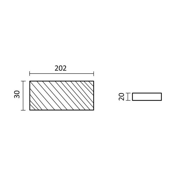 Εικόνα της Αδιάβροχο τροφοδοτικό Led 30Watt 12V 2.5A σταθεροποιημένο 170-250V/AC