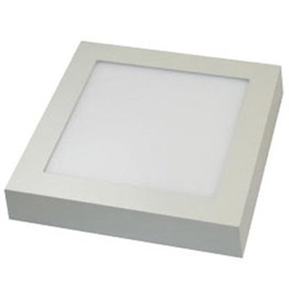 Εικόνα της Led Panel τετράγωνο εξωτερικό 24watt Ψυχρό λευκό