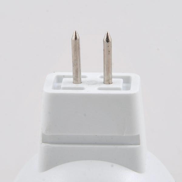 Εικόνα της Λάμπα SMD Led spot GU5.3 110° 5W Θερμό Λευκό