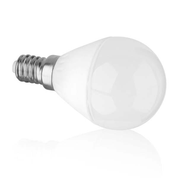 Εικόνα της Ε14 Λάμπα Led Σφαιρική G45 6Watt Ψυχρό λευκό