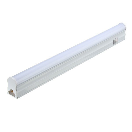Εικόνα της T5 Φωτιστικό Led με διακόπτη 20W 145cm Ψυχρό Λευκό