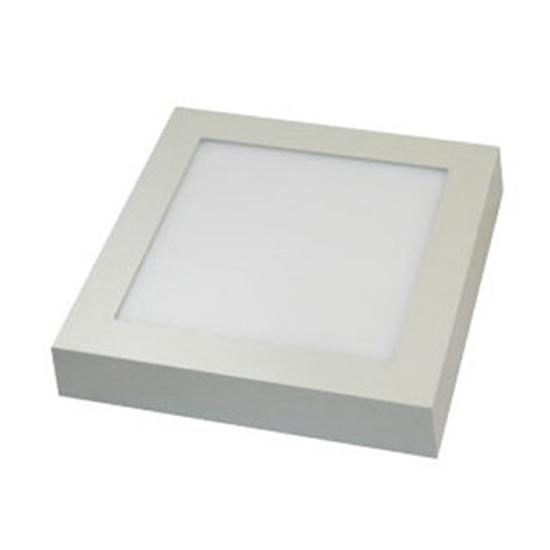 Εικόνα της Led Panel τετράγωνο εξωτερικό 12watt 960Lm Θερμό λευκό