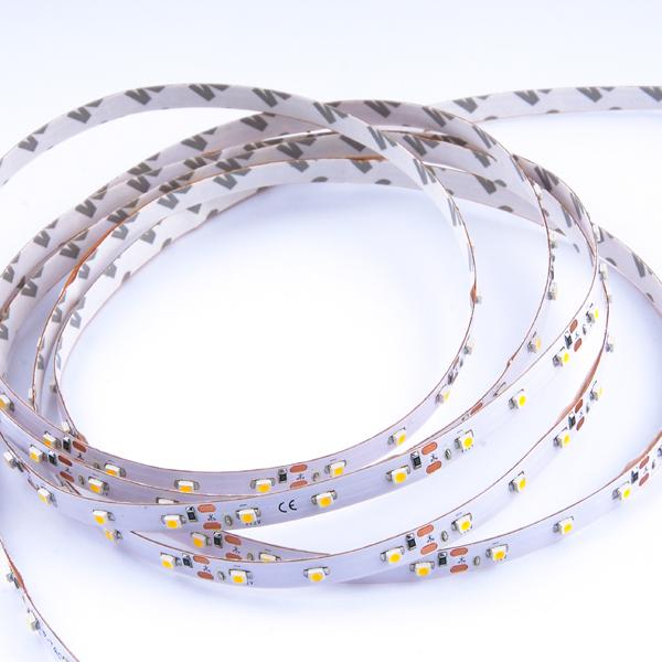 Εικόνα της Ταινία led strip Professional IP20 4.8 watt με 60 led 3528 smd ανα μέτρο θερμό λευκό