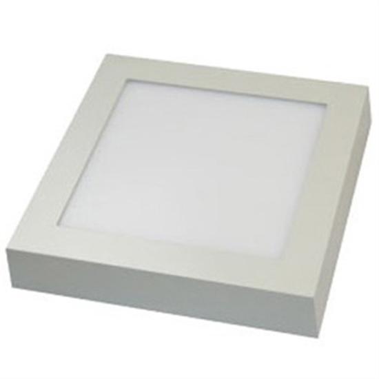 Εικόνα της Led Panel τετράγωνο εξωτερικό 18watt Ψυχρό λευκό