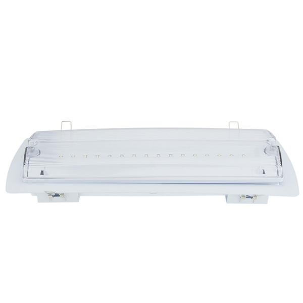 Εικόνα της Βάση Για Χωνευτή Τοποθέτηση LED Φωτιστικού Ασφαλείας 3W