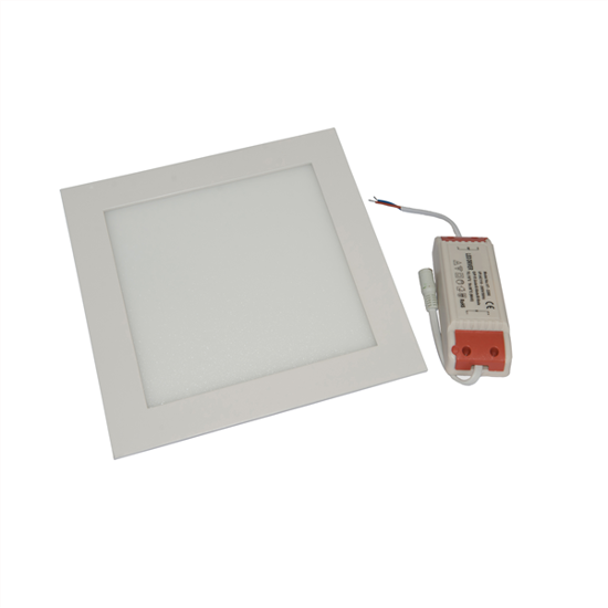 Εικόνα της Led Mini Panel τετράγωνο χωνευτό 6watt Ψυχρό λευκό