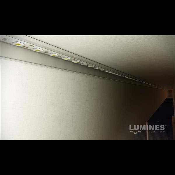 Εικόνα της Προφίλ Αλουμινίου Ταινίας Led Type E Γκρι Ανοδίωση