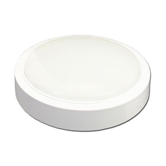 Εικόνα της LED Πλαφονιέρα 15W Στρογγυλή Θερμό Λευκό