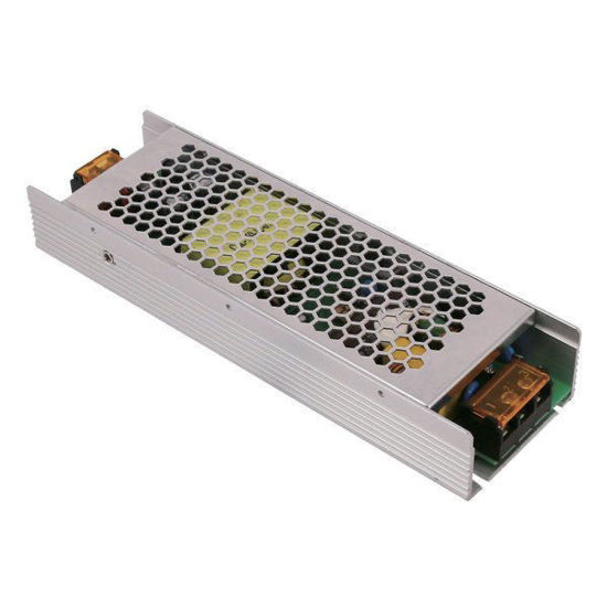 Εικόνα της Τροφοδοτικό Slim LED 150Watt 12V 12.5A Σταθεροποιημένο