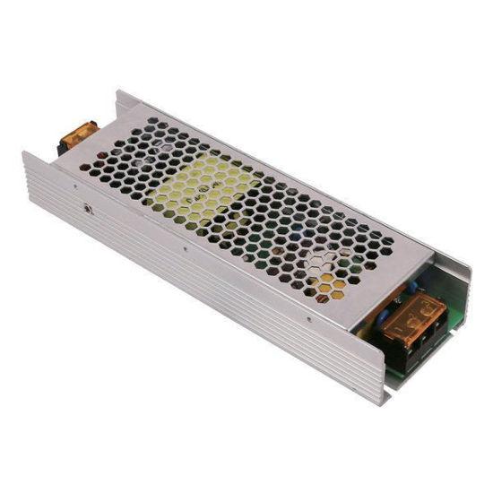 Εικόνα της Τροφοδοτικό Slim LED 200Watt 24V 8.35A Σταθεροποιημένο