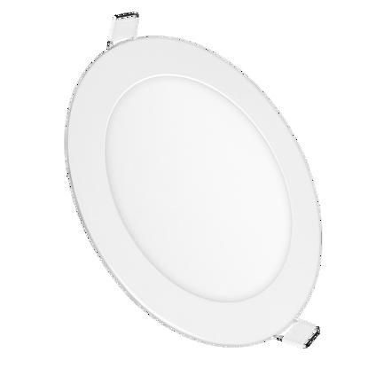 Εικόνα της LED Μικρό Πάνελ Στρογγυλό Οικιακή Χρήση 6W Θερμό Λευκό