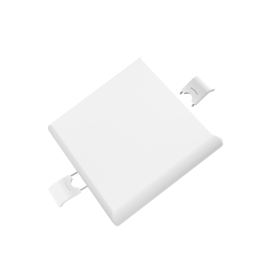 Εικόνα της LED Panel Χωρίς Πλαίσιο Τετράγωνο 18W Φυσικό Λευκό