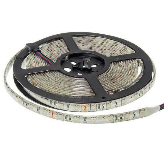 Εικόνα της Ταινία led 5050 12V Αδιαβροχη Eπαγγελματικης Χρήσης 14.4W/m RGB