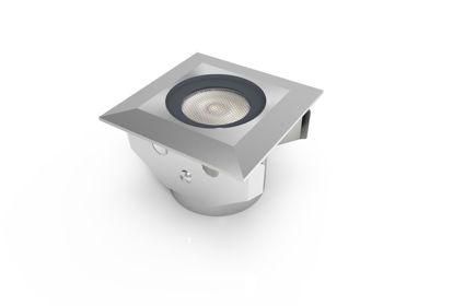 Εικόνα της WH Φωτιστικο Δαπεδου Ελαφρια Σκιαση 1.3W Ψυχρο Λευκο