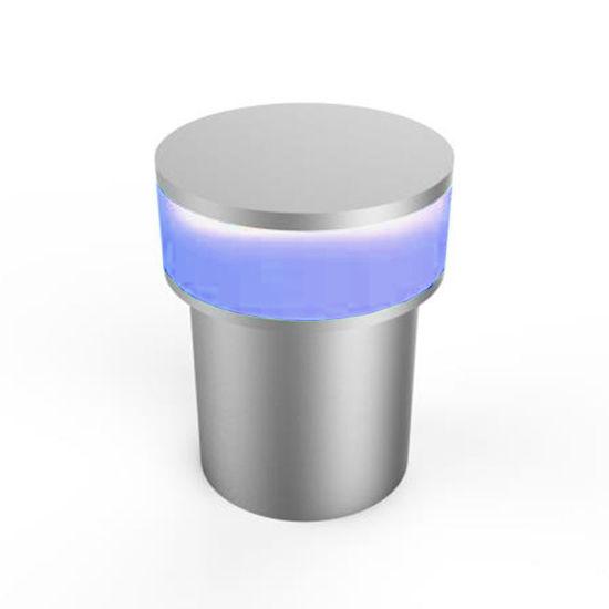Εικόνα της Ισχυρό Φωτιστικό Τοίχου LED 1,3W Μπλέ