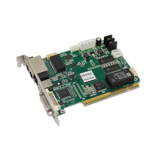 Εικόνα της Κάρτα Transmitter για Οθόνη LED με 4 Θύρες Ethernet NOVASTAR