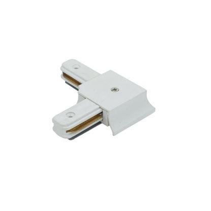 Εικόνα της Connector για Track System Angle Λευκό